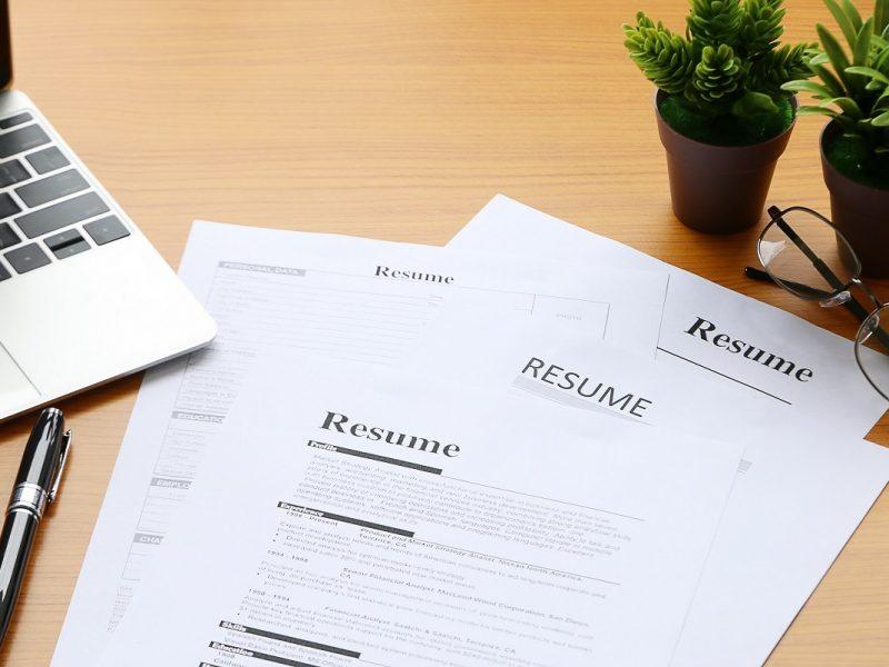 Elementy niezbędne w nowoczesnym CV