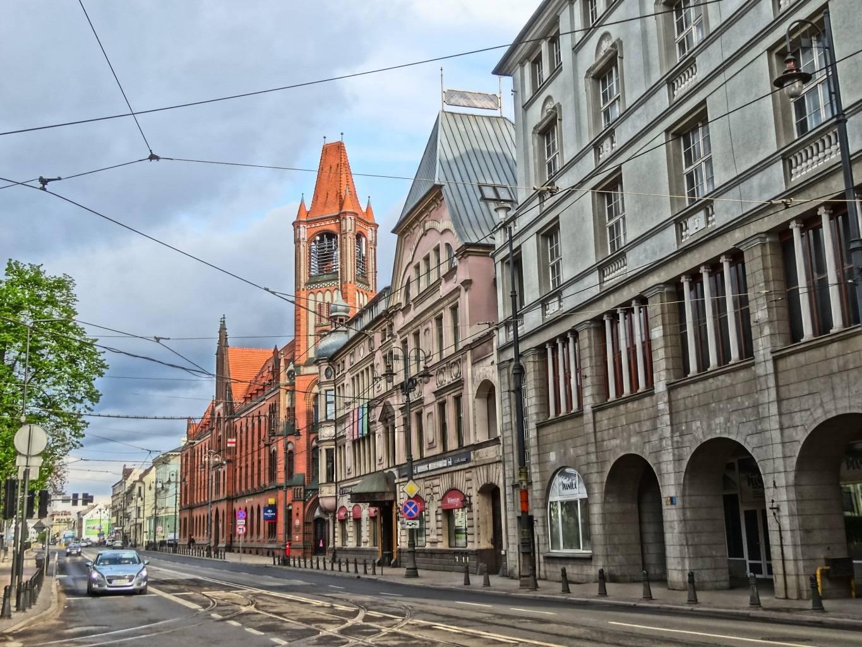 Inwestycje w Bydgoszczy